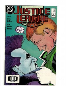 Justice League International #19 (1988) SR38