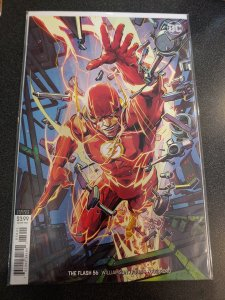 ​The Flash #56 virgin variant nm