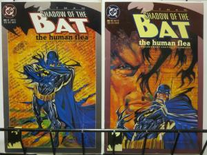 SHADOW OF THE BAT (1992) 11-12  THE HUMAN FLEA