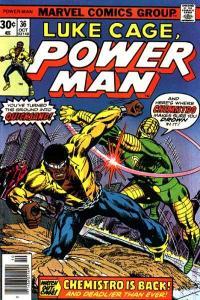 Power Man #36, Fine (Stock photo)