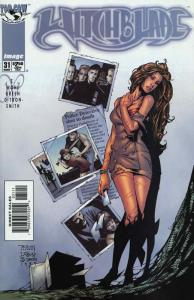 Witchblade #31 VF/NM; Image | save on shipping - details inside
