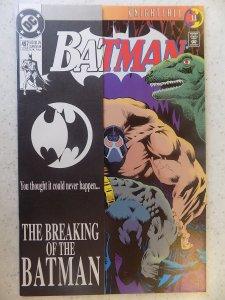 BATMAN # 497