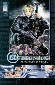 Athena Inc. The Manhunter Project #1, NM (Stock photo)