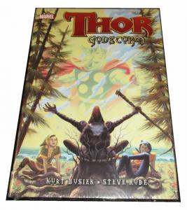 Thor Godstorm Hardcover Graphic Novel (Marvel) - New/Sealed!