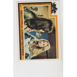 1977 Topps Charlie's Angels BEAUTIFUL CRIMEFIGHTERS! #135
