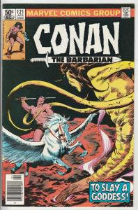 Conan the Barbarian #121 (Apr-81) VF High-Grade Conan the Barbarian