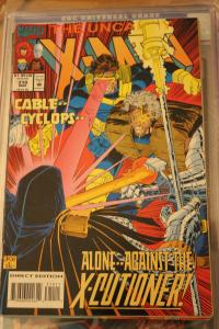 The Uncanny X-Men 310 FN