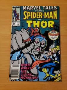 Marvel Tales #206 ~ NEAR MINT NM ~ (1987, Marvel Comics)
