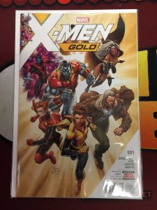 X-Men Gold #1 1st Print NM Adrian Syaf Controversial Art Sold Out HTF
