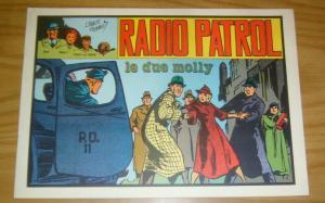 Radio Patrol (Italian Reprint) #35 VF; Comic Art | save on shipping - details in