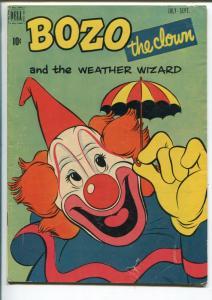 BOZO THE CLOWN #2 1950-DELL-WEATHER WIZARD-vg minus