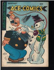 Ace Comics #106 (David McKay Publications, 1946) FN