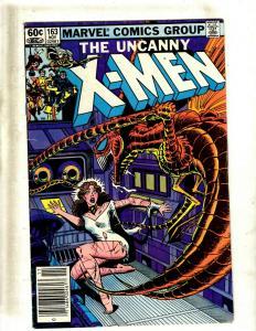 Lot of 12 X-Men Comics #163 174 176 186 189 190 191 193 194 195 197 200 J411