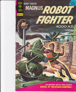 Magnus Robot Fighter #36