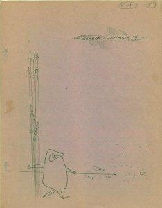 SHANGRI-L'AFFAIRES #57 (LASFS Fanzine, 1961) Rare Zine! Kaiser collection!