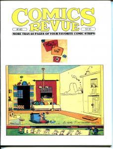 Comics Revue #140 1997-Herriman-Krazy Kat-Phantom-Modesty Blaise-Tarzan-VF