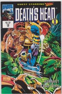 Death's Head II Vol 2 #3