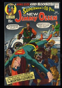 Superman's Pal, Jimmy Olsen #134 FN/VF 7.0 Massachusetts 1st Darkseid!