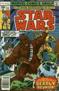 Star Wars (1977 series) #13, VF+ (Stock photo)