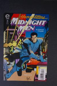 Midnight Men #3 by Howard Chaykin August 1993