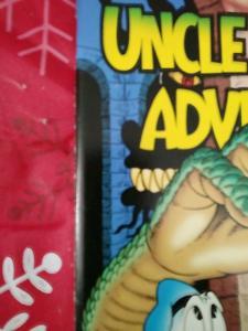 WALT DISNEY'S UNCLE SCROOGE ADVENTURES # 30 GLADSTONE 1995