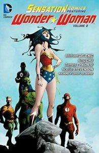 Sensation Comics Featuring Wonder Woman TPB #2 VF/NM; DC | save on shipping - de