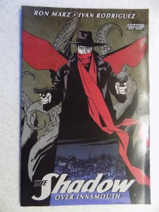 THE SHADOW OVER INNSMOUTH ONE SHOT DYNAMITE PULP DETECTIVE MYSTERY ADVENTURE