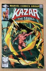 Ka-Zar the Savage #2 (1981)