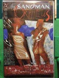 Sandman Special #1 Orpheus glow in the dark cover