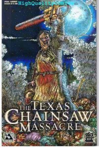 TEXAS CHAINSAW MASSACRE Special 1, NM, Avatar, BloodBath, more TCM in our store