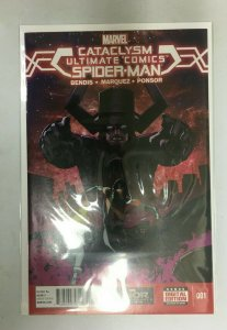 Cataclysm Ultimate Spider-Man #1 A Marvel 8.0 VF (2014)