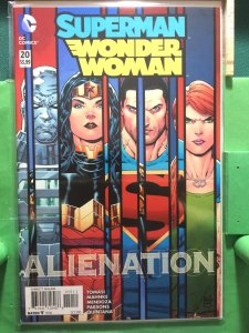 Superman Wonder Woman #20 The New 52