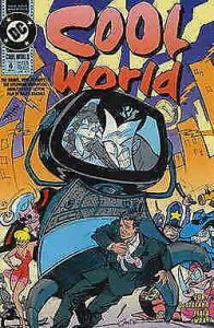 Cool World #4 VF/NM; DC | save on shipping - details inside