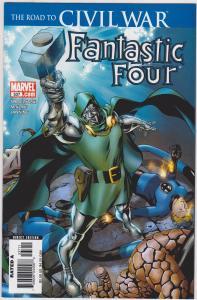 Fantastic Four #537