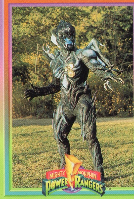 1994 Mighty Morphin Power Rangers #34