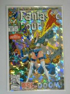 Fantastic Four #375 Doom part 5 NM (1993 1st Series)