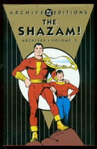 SHAZAM! ARCHIVES VOL 3 HARDCOVER-CC BECK-CAPTAIN MARVEL NM