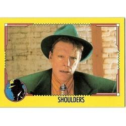 1990 Topps DICK TRACY-SHOULDERS #15