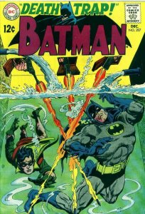 Batman #207 FN; DC | save on shipping - details inside