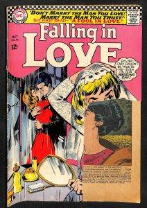 Falling In Love #86 (1966)