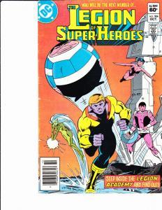 Legion of Super-Heroes #304