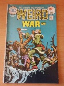 Weird War Tales #35 ~ VERY GOOD VG ~ 1975 DC COMICS