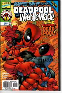 DEADPOOL TEAM UP #1 NEAR MINT $15.00