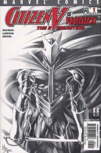 Citizen V and the V-Battalion: The Everlasting #1 VF/NM; Marvel | save on shippi
