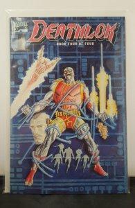 Deathlok #4 (1990)