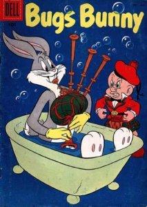 Bugs Bunny (1942 series) #52, Fine- (Stock photo)
