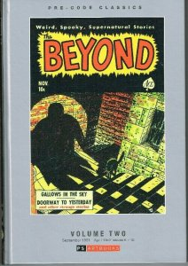 The Beyond  Volume Two  (Golden Age reprints)