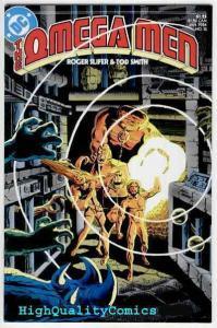 OMEGA MEN #10, NM, Lobo, 1982, Mark DeCarlo,Tom Smith, more Lobo in store