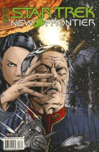 Star Trek: New Frontier #3 VF; IDW | save on shipping - details inside