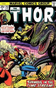 Thor #243 VG; Marvel | low grade comic - save on shipping - details inside